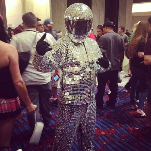 No idea who this is, but I love it. #dragoncon #dragoncon2012  (Taken with Instagram at Atlanta)