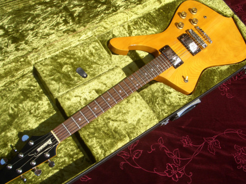 1977 MIJ IBANEZ KORINA ICEMAN IC300 Super 80's RARE Only 137 Made in Japan