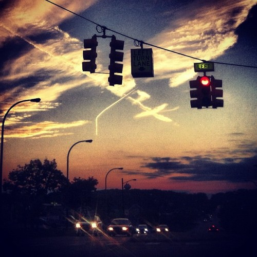 doctorswetrust:  Left #annarbor (Taken with Instagram)