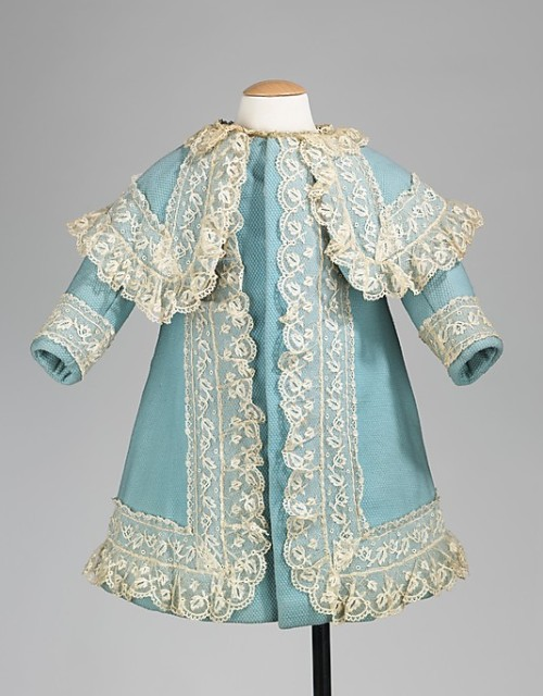Girls' Coat 1885-1890 The Metropolitan Museum of Art