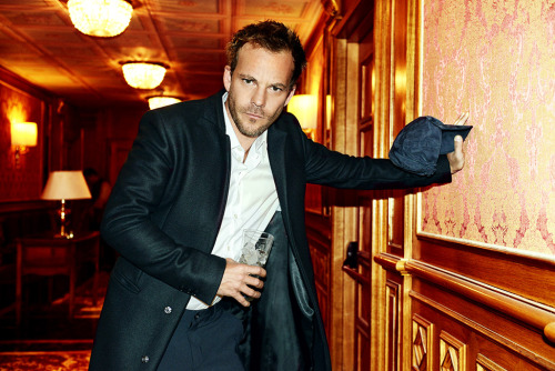 STEPHEN DORFF AT THE PRINCIPE DI SAVOIA FOR LIFESTYLEMIRROR. MILAN JUNE 2012. READ MORE HERE Photo: Dylan Don