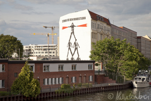 """Graffiti & Buildings"", Deutschland, Berlin, 2012"