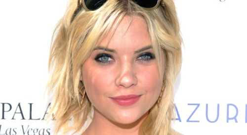 Ashley Benson Azure Pool Party Palazzo Hotel Casino via lazygirls.info