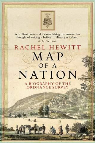 The fascinating story of the creation of the Ordnance Survey map, told for the first time by a brilliant young historian.