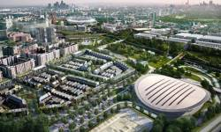 How the Olympics will shape the future of east London With plans to build 8,000 new homes at London's Olympic Park over the next 2 years, Stratford's future depends on a sympathetic approach to regeneration