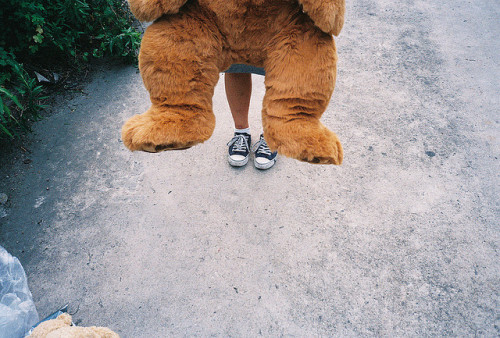 froulette:  Shadow's bear by Muliang on Flickr.