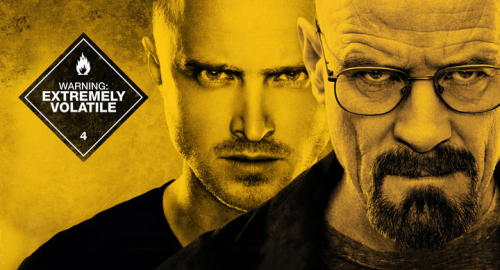 lizardmanjb:  sorozatblog:  Breaking Bad TV Series  -   45 min  -  Crime | Drama | Thriller / IMDb  Creator:  Vince Gilligan  Stars:  Bryan Cranston, Anna Gunn and Aaron Paul   Informed he has terminal cancer, an underachieving chemistry genius turned high school teacher uses his expertise to secretly provide for his family by producing the world's highest quality crystal meth.  Download Season 1: Breaking Bad - 1x01 - Breaking Bad - 1x02 - Breaking Bad - 1x03 - Breaking Bad - 1x04 - Breaking Bad - 1x05 - Breaking Bad - 1x06 - Breaking Bad - 1x07. Season 2: Breaking Bad - 2x01 - Breaking Bad - 2x02 - Breaking Bad - 2x03 - Breaking Bad - 2x04 - Breaking Bad - 2x05 - Breaking Bad - 2x06 - Breaking Bad - 2x07 - Breaking Bad - 2x08 - Breaking Bad - 2x09 - Breaking Bad - 2x10 - Breaking Bad - 2x11 - Breaking Bad - 2x12 - Breaking Bad - 2x13. Season 3: Breaking Bad - 3x01 - Breaking Bad - 3x02 - Breaking Bad - 3x03 - Breaking Bad - 3x04 - Breaking Bad - 3x05 - Breaking Bad - 3x06 - Breaking Bad - 3x07 - Breaking Bad - 3x08 - Breaking Bad - 3x09 - Breaking Bad - 3x10 - Breaking Bad - 3x11 - Breaking Bad - 3x12 - Breaking Bad - 3x13. Season 4: Breaking Bad - 4x01 - Breaking Bad - 4x02 - Breaking Bad - 4x03 - Breaking Bad - 4x04 - Breaking Bad - 4x05 - Breaking Bad - 4x06 - Breaking Bad - 4x07 - Breaking Bad - 4x08 - Breaking Bad - 4x09 - Breaking Bad - 4x10 - Breaking Bad - 4x11 - Breaking Bad - 4x12 - Breaking Bad - 4x13. Season 5: Breaking Bad - 5x01 - Breaking Bad - 5x02 - Breaking Bad - 5x03 - Breaking Bad - 5x04 - Breaking Bad - 5x05 - Breaking Bad - 5x06 - Breaking Bad - 5x07 - Breaking Bad - 5x08 - *Summer Finale* sorozatblog.tumblr.com   Por si alguien todavía no ha visto esta obra de arte.