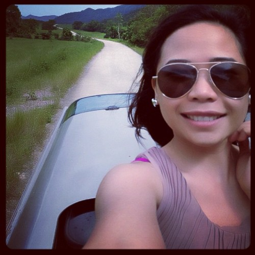 Ride to Busuanga airport; on our way back to Manila.  (Taken with Instagram)