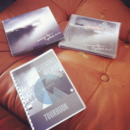 Our German release and our French release.