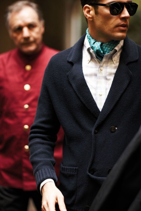 ablogwithaview:  I want this cardigan for myself.
