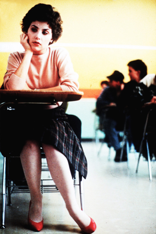 My secret ambition in life= to be as classy as Audrey Horne. Step one: I bought those shoes last week. WE WILL GET THERE