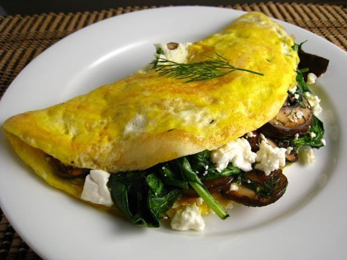 Culinary Connectors - CULINARY WORD OF THE DAY: Omelet; Omelette - A… on We Heart It. http://weheartit.com/entry/36468158