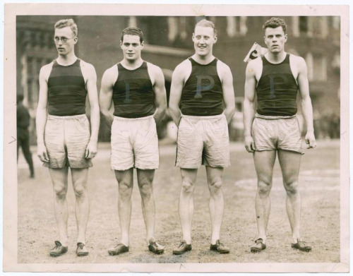 UPenn - Champion Relay Team of 1927