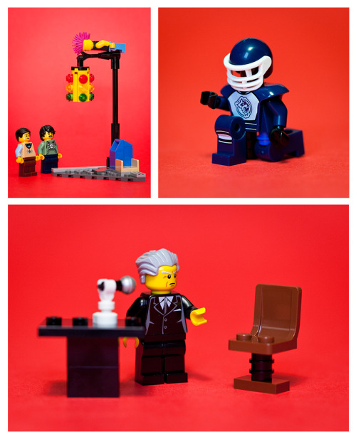 LEGO Memes, Past and Present by pong0814, on Flickr Clockwise, from top left: Planking, 2010; Tebowing, 2011; Eastwooding, 2012