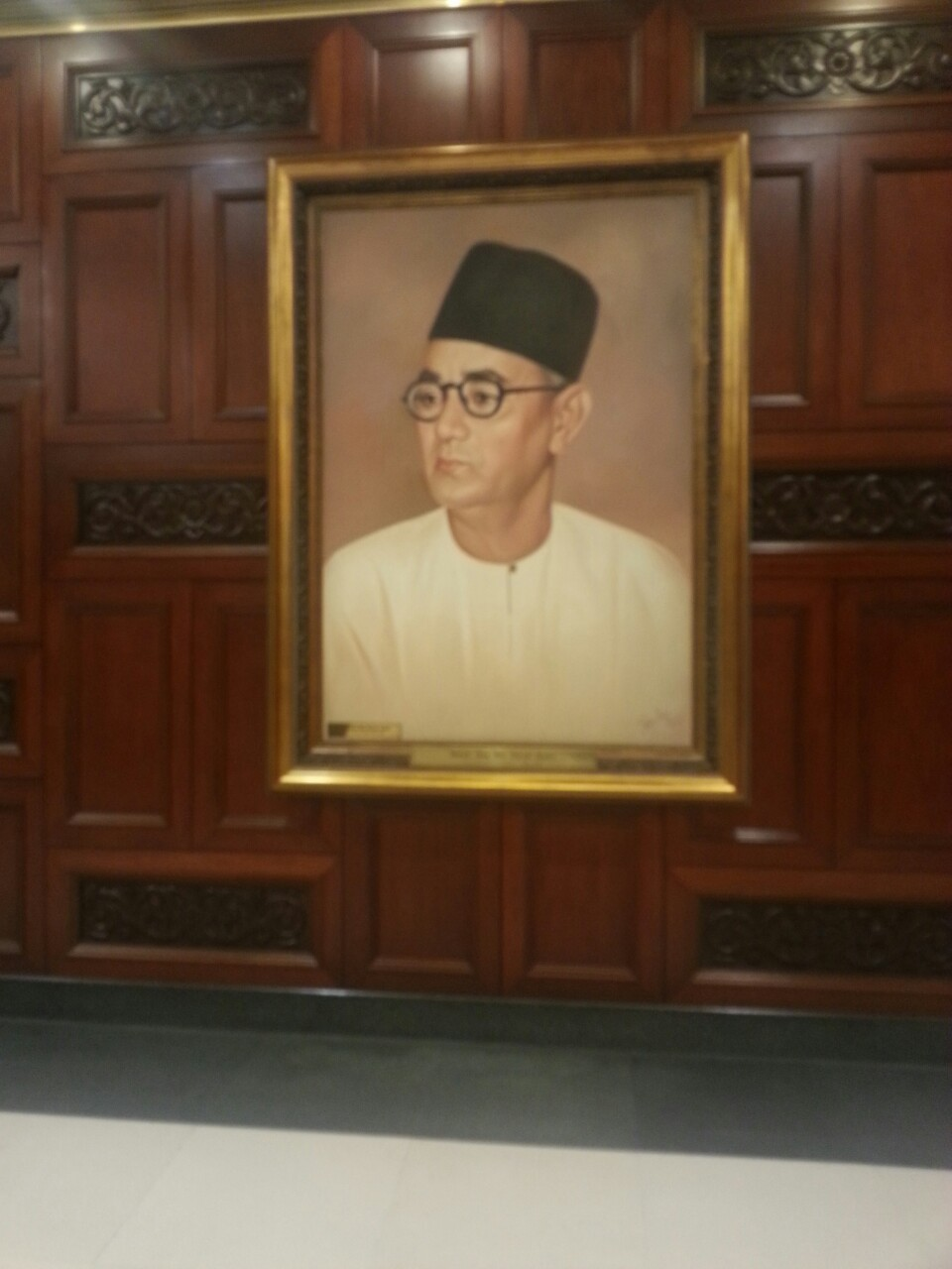 My favourite Prime Minister of Malaysia  he wasn't PM lah!