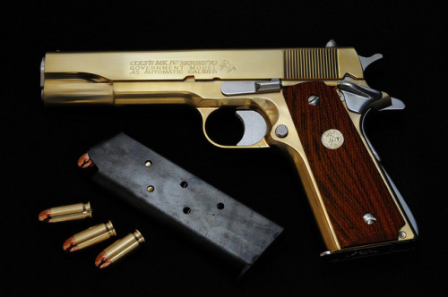 opwclass:  COLT.45 MK4/SERIES'70 by ARTS_fox1fire