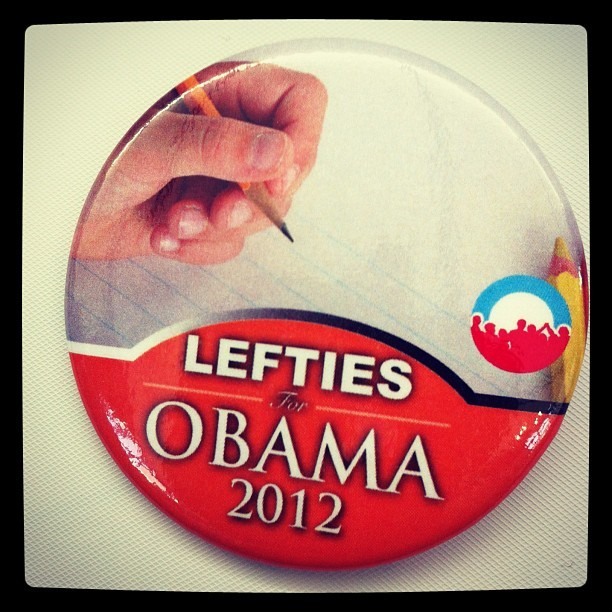 I see what you did there (Taken with Instagram at 2012 Democratic National Convention #DNC2012)
