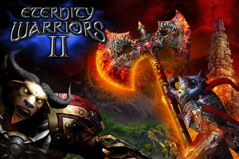 Eternity Warriors 2-Fight demons in this ultimate dungeon crawler for the iOS & Android! Play alone or co-op! - ad http://bit.ly/RdIKPC
