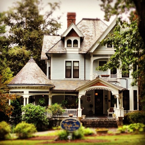 Wright Inn - Asheville (Taken with Instagram)