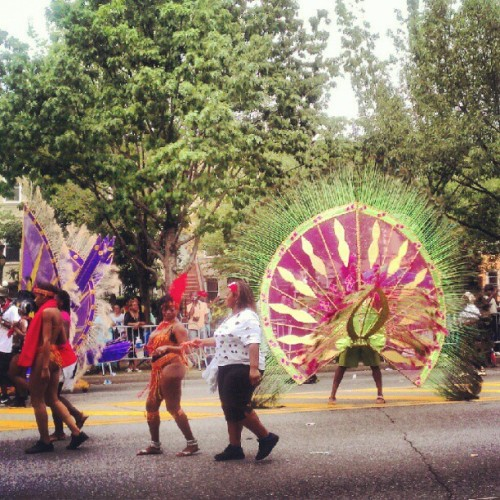 Carnival (Taken with Instagram at Crown Heights, Brooklyn)