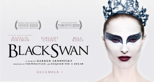 Black swan: is a 2010 American psychological thriller, when I first went to watch this movie I was really looking forward to what the expectation of the movie would be. During the film I got more and more into it and I was blown away by the dramatic surreal scenes. The film intrigued me and made me feel intense. I felt connected to the story line and the characters; this made me believe everything was real and actually happening. The film made me think a lot about how it would end, I questioned myself throughout the movie which made me adore it more, the movie created an intense dark atmosphere. The moving theatrical scenes created metaphors as a way to present it to the audience members. The film is eager to leave the audience on edge and moved with inner deep feelings.