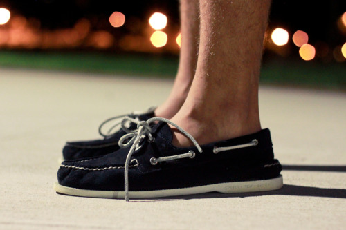 imaginationdetonation:  243/366 OG Sperry's  Swaggg