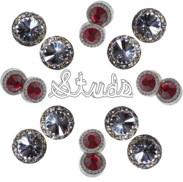 Can't get enough of these glam studs! Shop now!