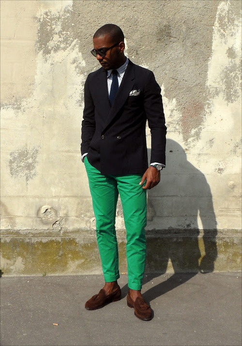 Great pants and shoes facebook.com/GentlemanF