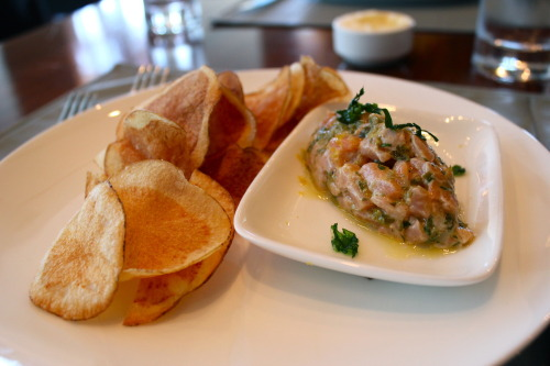 Restaurant Week. Riverpark. Salmon Tartare. Riverpark. 450 East 29th Street  New York, NY 10016. -ffaaiitthhyy