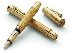 FABER-CASTELL PEN OF THE YEAR 2012 – OAK AND GOLD