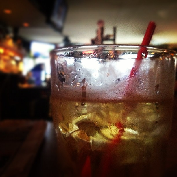 #lunch : #jameson and ginger ale. (Taken with Instagram at The HorseBox)