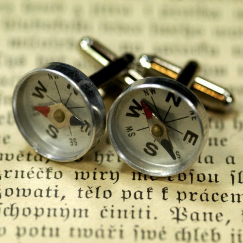 thetieguy:  not a usual cufflink fan but these are really awesome.