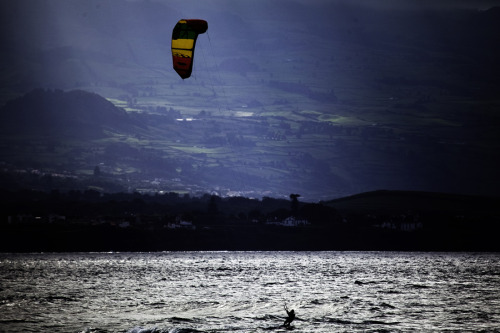 kitesurf in the Azores - 2012