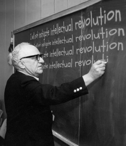 history-revolution:  Murray N. Rothbard