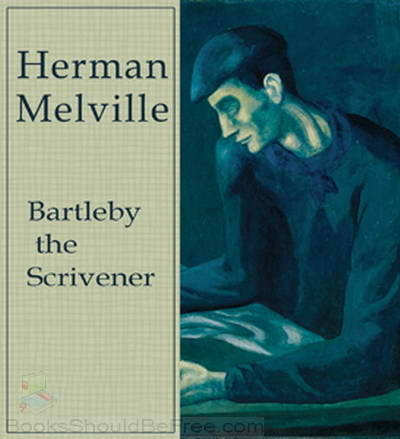Bartleby the Scrivener by Herman Melville  I didn't like it. Maybe it's just because I've been reading so much sci-fi lately that it was an abrupt transition into Melville. But I felt like the whole story was this brilliant build-up, then the ending was just a big huge NOPE. At first I thought it would be a touching story, that Bartleby was going blind or was illiterate or something they would overcome together. Then I thought Bartleby was going to be an automaton for quite a while. I mean, I enjoy a good character study as much as the next girl, but I wasn't reading it like that because it seemed like such an event-driven story from the start. It was my first Melville, and while the writing itself was on a classic level, I don't really believe the story was.
