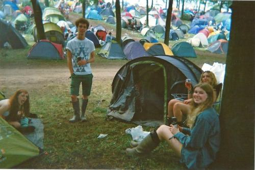 Pimping it out at Leeds..