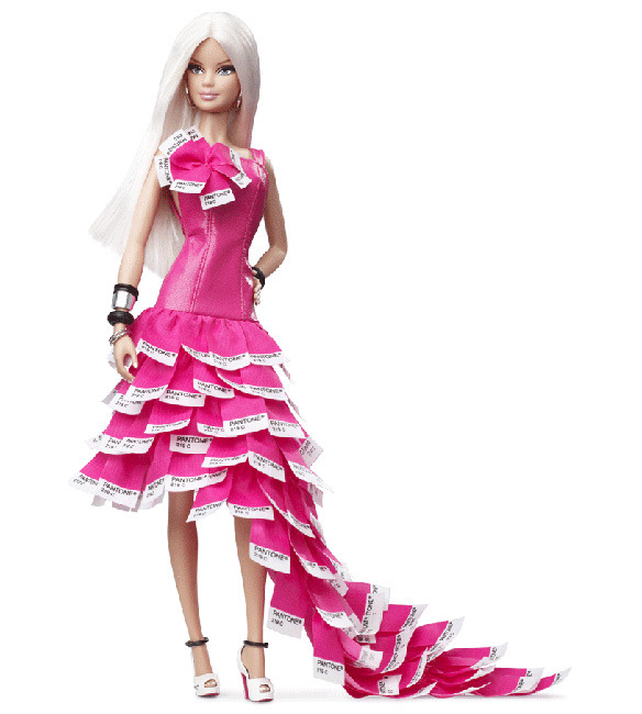 animaexnihilo:  Pink in Pantone Barbie (Pantone 219C). ABSOLUT WANT!!!