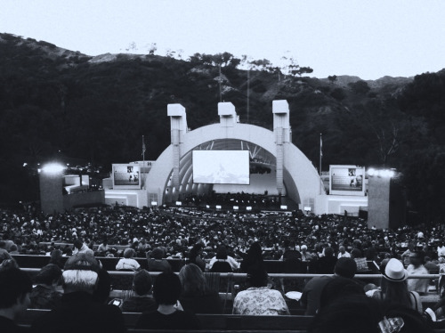 Went to the Hollywood Bowl this weekend! Always wonderful.