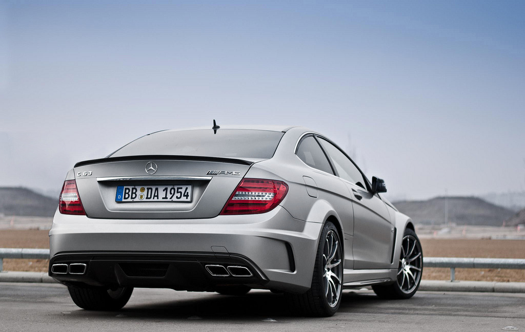 Blackseries! (by SvenK | Carspottography)