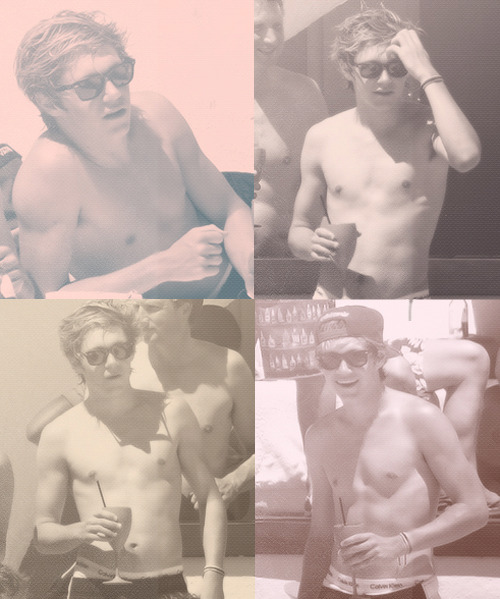 Niall being flawless as always.