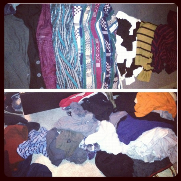 I DON'T KNOW WHAT TO WEAR #firstworldproblems 😭 (Taken with Instagram)