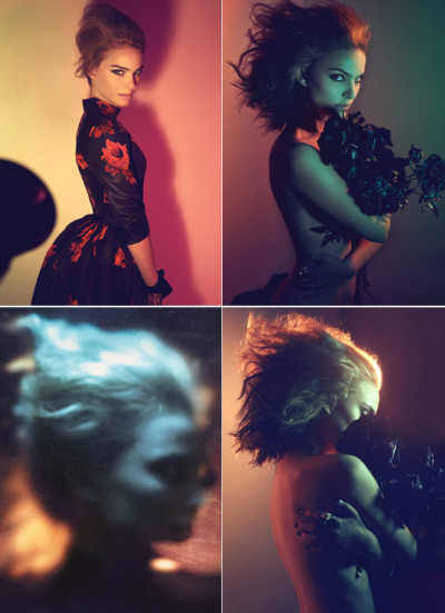 suicideblonde:  Natalie Portman photographed by Mert and Marcus for W Magazine in 2005