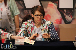 120623 Jamsil Fansign [© banhadang]Do not edit.