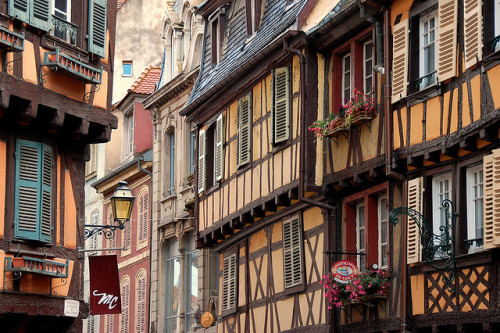 ysvoice:  | ♕ |  Beautiful Colmar - WHS in Alsace, France  | by © VT_Professor