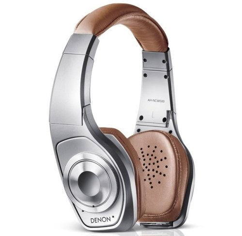 Denon Globe Cruiser Bluetooth Headphones(via Fancy)