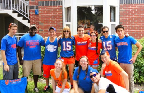 Tailgating at Saturday's game against BG. You already know we chomped those MFers. BTW, look at how sexy I am, I mean look at my hair, I mean I should be on GQ I'm so sexy, I mean it is incredible really.