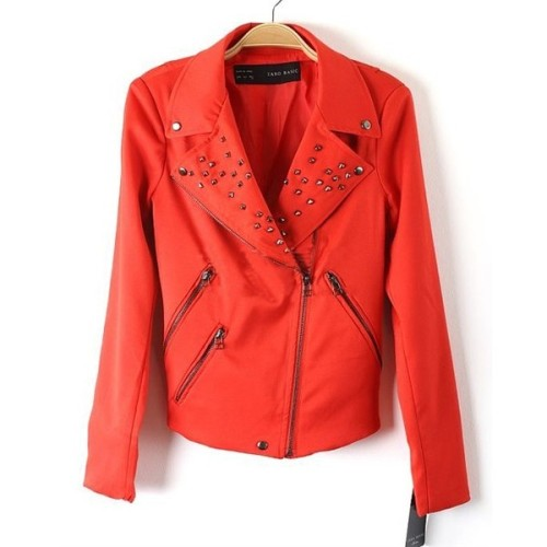 Jacket   ❤ liked on Polyvore (see more red jackets)