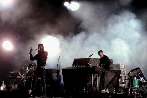 Miike Snow on Flickr.Miike Snow performing at the Budweiser Made In America Festival in Philly. They killed it.