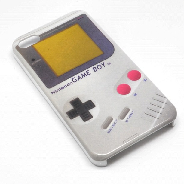 Someone buy this for me 😍 #iphone #iphonecase #retro #vintage #gameboy #want #instafollow #wishlist (Taken with Instagram)