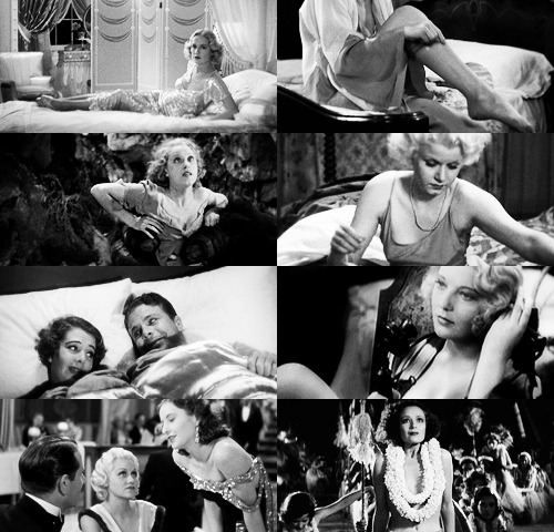 Pre-code Hollywood;Created before the censorship Production Code (Hays Code) that was instituted in 1934 and was in effect for about 30 years (abolished in 1968). Technically, 'Pre-Code' describes films between March 1930, when the Production Code was adopted, and July 1934, when it was amended and enforced. The Code disallowed profanity, excessive violence, illegal drugs, risqué sexual elements. Between 1929 and 1934, Hollywood was governed by a voluntary code of decency. During this period, women characters were often tough-talking, sexually aggressive, and independent. Under pressure from church and state decency groups, a code with enforcement powers was implemented in 1934.
